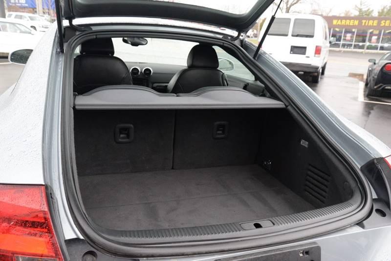2012 Audi TT RS AWD 2.5 quattro 2dr Coupe - East Greenbush NY