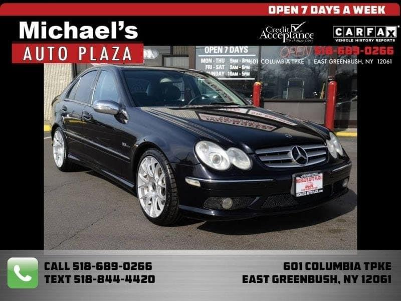 2005 Mercedes-Benz C-Class C 55 Amg 4dr Sedan