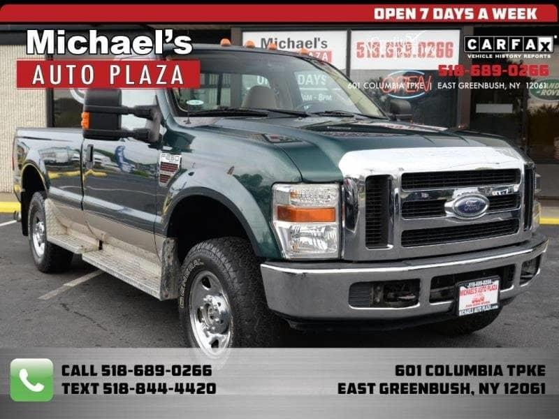 2008 Ford F-250 Super Duty Xlt Reg. Cab 4wd