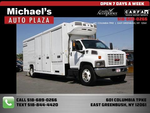 2009 GMC C7500 for sale in East Greenbush, NY