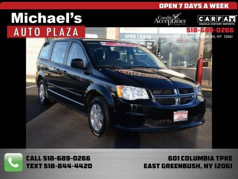 2013 Dodge Grand Caravan Se 4dr Mini Van