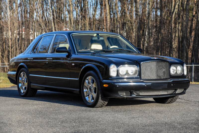 2001 Bentley Arnage Red Label 4dr Turbo Sedan