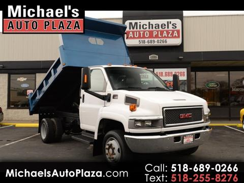 2007 GMC C5500 for sale in East Greenbush, NY
