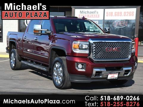 2016 GMC Sierra 2500HD for sale in East Greenbush, NY