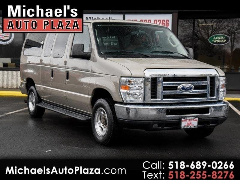 2014 Ford E-series Wagon E-350 Xlt Super Duty