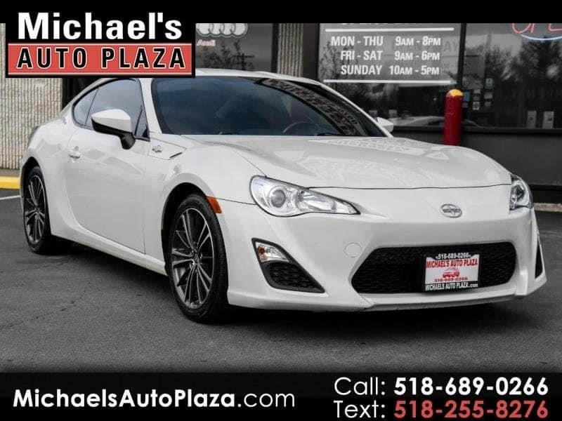 2016 Scion FR-S 2dr Cpe Auto (natl)