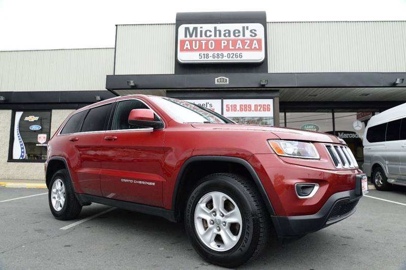 2014 Jeep Grand Cherokee 4x4 Laredo 4dr SUV - East Greenbush NY