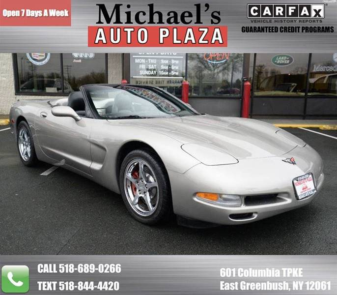 1998 CHEVROLET CORVETTE BASE gray take a look at this 1998 chevrolet corvette convertible with a