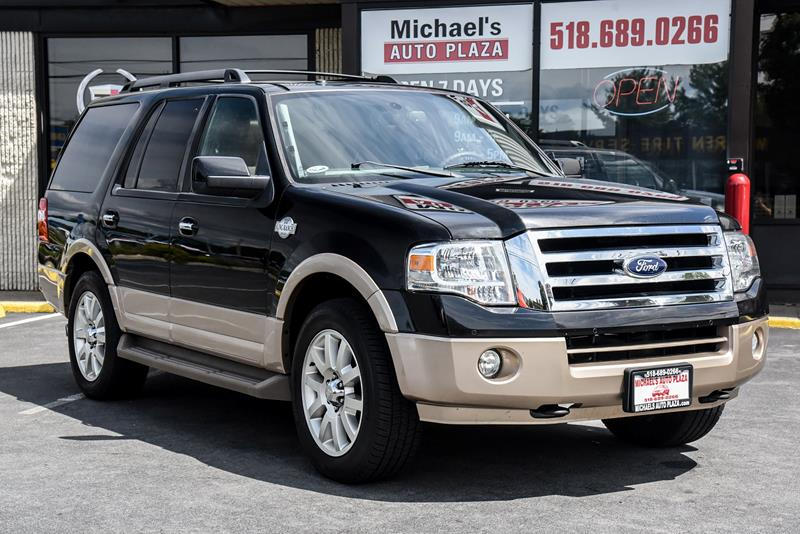 2012 Ford Expedition King Ranch 4x4 4dr Suv