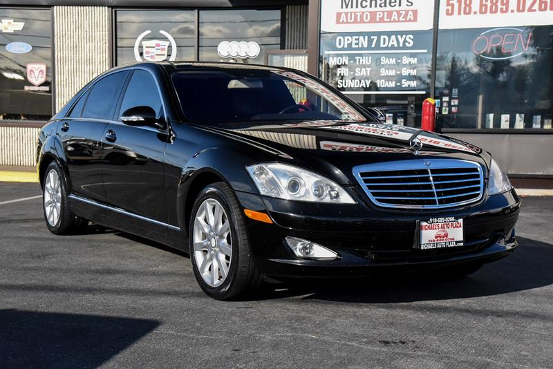 2007 Mercedes-Benz S-Class S 550 4matic Awd 4dr Sedan