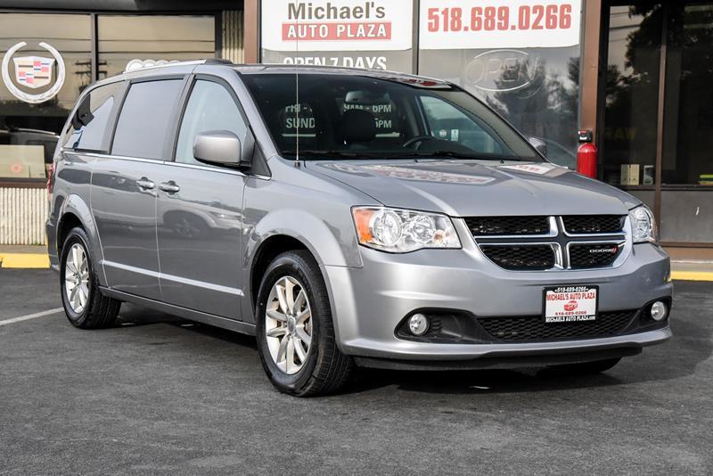 2018 Dodge Grand Caravan Sxt 4dr Mini Van