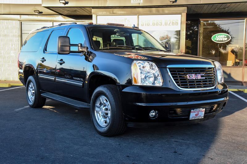 2012 GMC Yukon XL Slt 2500 4x4 4dr Suv