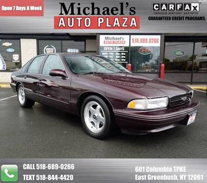 1995 Chevrolet Impala for sale in East Greenbush, NY
