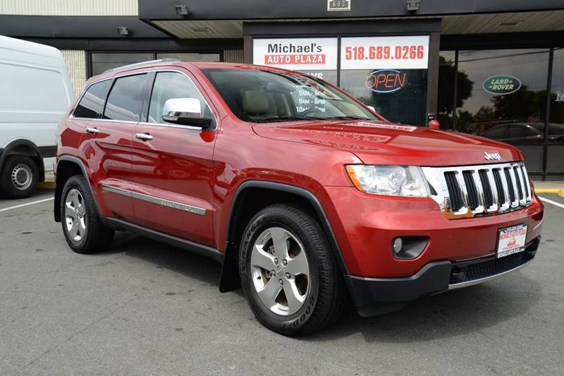 2011 Jeep Grand Cherokee 4x4 Limited 4dr SUV - East Greenbush NY