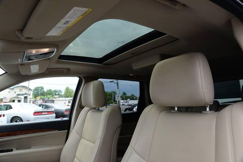 2011 Jeep Grand Cherokee 4x4 Limited 4dr SUV - East Greenbush NY
