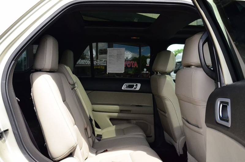 2011 Ford Explorer AWD Limited 4dr SUV - East Greenbush NY