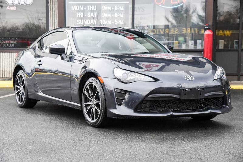 2019 Toyota 86 Base 2dr Coupe 6m