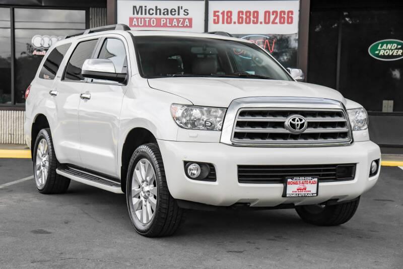 2015 Toyota Sequoia Platinum 4x4 4dr Suv