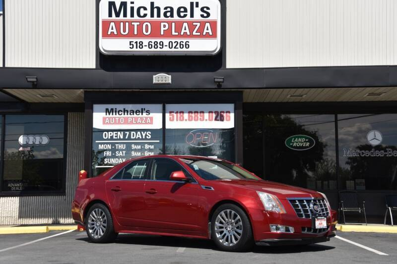 2012 Cadillac CTS AWD 3.6L Performance 4dr Sedan - East Greenbush NY