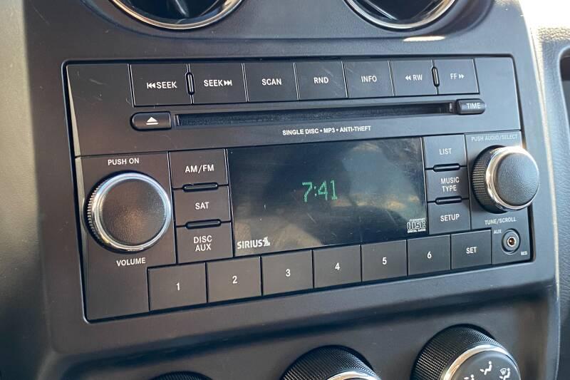 2012 Jeep Compass 4x4 Latitude 4dr SUV - East Greenbush NY