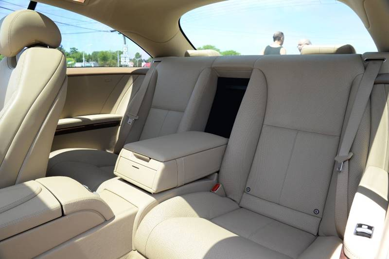 2011 Mercedes-Benz CL-Class AWD CL550 4MATIC 2dr Coupe - East Greenbush NY