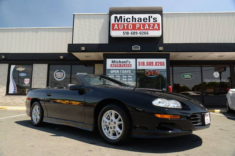 2002 Chevrolet Camaro Z28 2dr Convertible - East Greenbush NY
