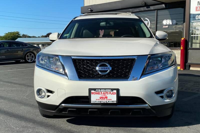 2014 Nissan Pathfinder 4x4 SV 4dr SUV - East Greenbush NY