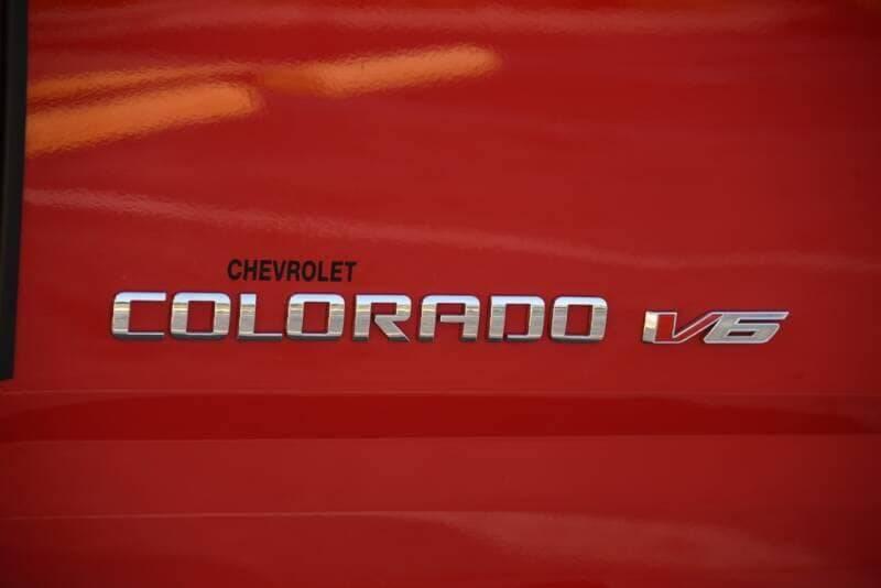 2018 Chevrolet Colorado 4x4 ZR2 4dr Crew Cab 5 ft. SB - East Greenbush NY