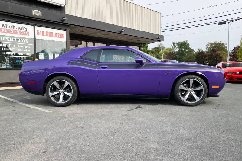 2013 Dodge Challenger R/T 2dr Coupe - East Greenbush NY