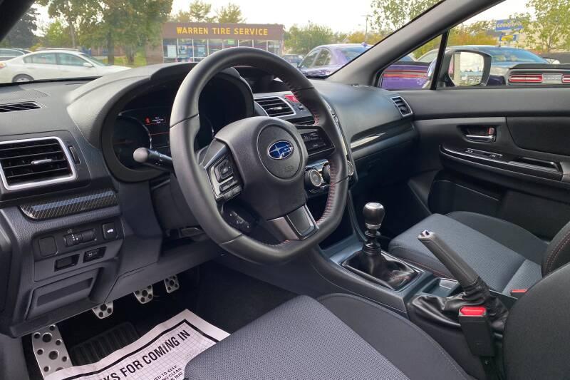 2019 Subaru WRX AWD 4dr Sedan - East Greenbush NY