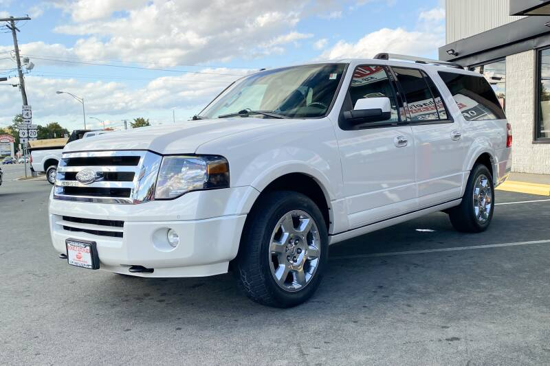 2013 Ford Expedition EL 4x4 Limited 4dr SUV - East Greenbush NY