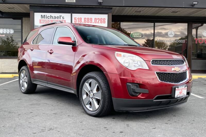 2012 Chevrolet Equinox LT 4dr SUV w/ 1LT - East Greenbush NY