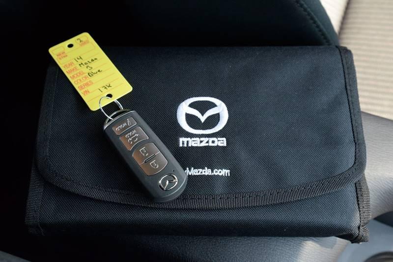 2014 Mazda MAZDA3 i Touring 4dr Sedan 6A - East Greenbush NY