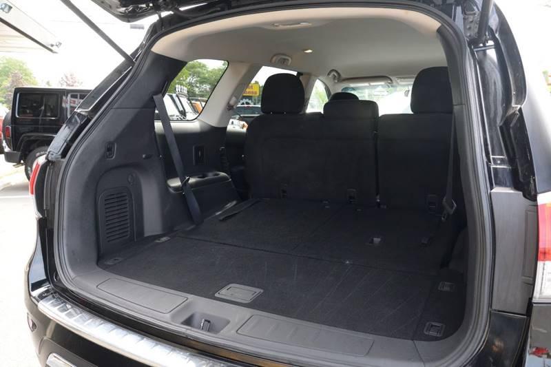 2013 Nissan Pathfinder 4x4 S 4dr SUV - East Greenbush NY
