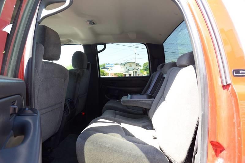 2005 Chevrolet Silverado 2500HD 4dr Crew Cab LS 4WD SB - East Greenbush NY