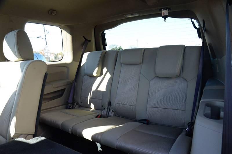 2012 Honda Pilot 4x4 LX 4dr SUV - East Greenbush NY