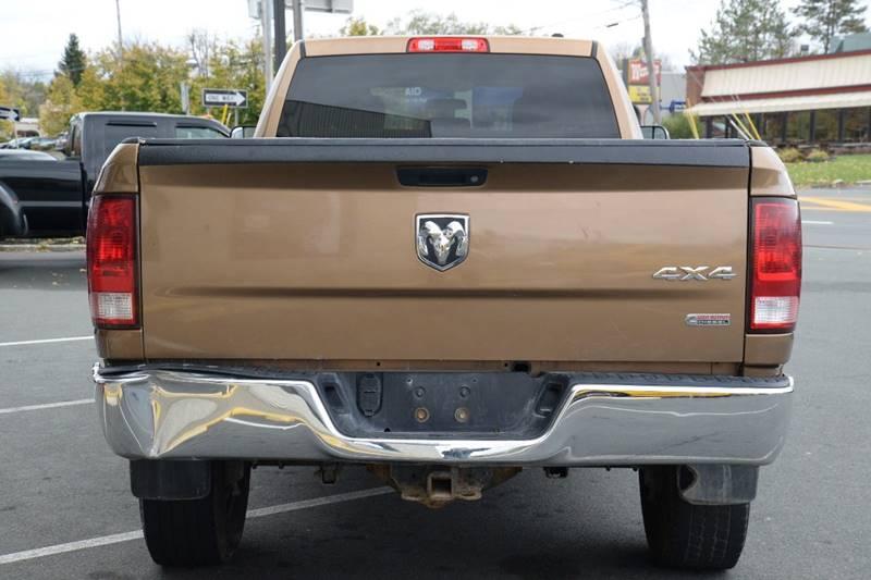 2012 RAM Ram Pickup 3500 4x4 ST 4dr Crew Cab 8 ft. LB Pickup - East Greenbush NY