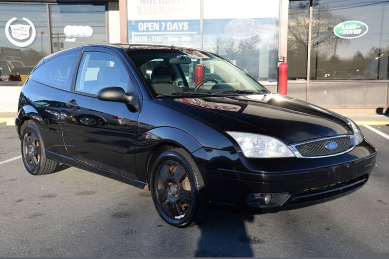 2005 Ford Focus ZX3 SE 2dr Hatchback - East Greenbush NY