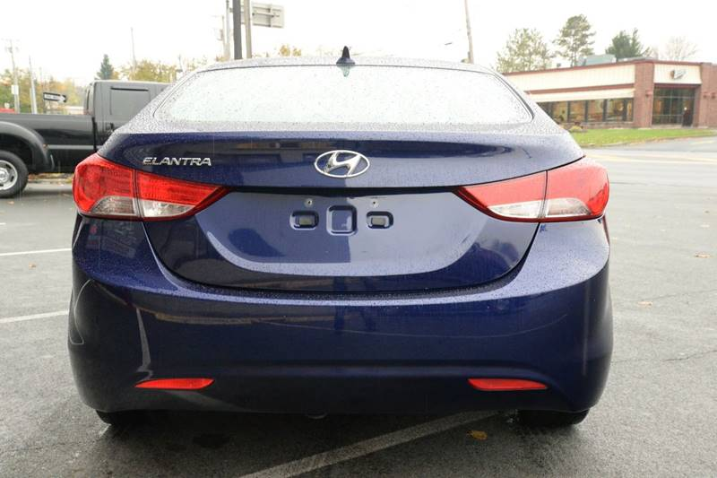 2013 Hyundai Elantra GLS 4dr Sedan - East Greenbush NY