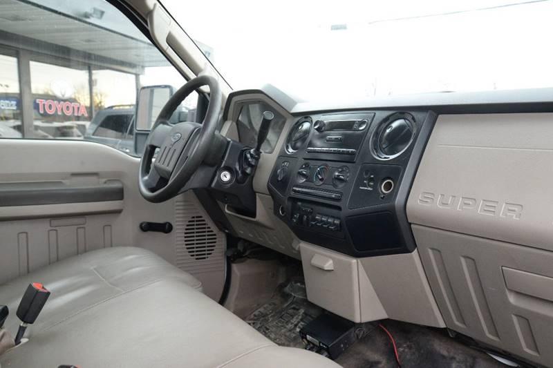 2008 Ford F-250 Super Duty XL 2dr Regular Cab 4WD LB - East Greenbush NY