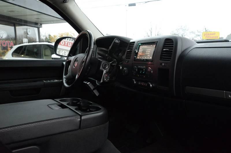 2011 GMC Sierra 1500 4x4 SLE 4dr Crew Cab 5.8 ft. SB - East Greenbush NY