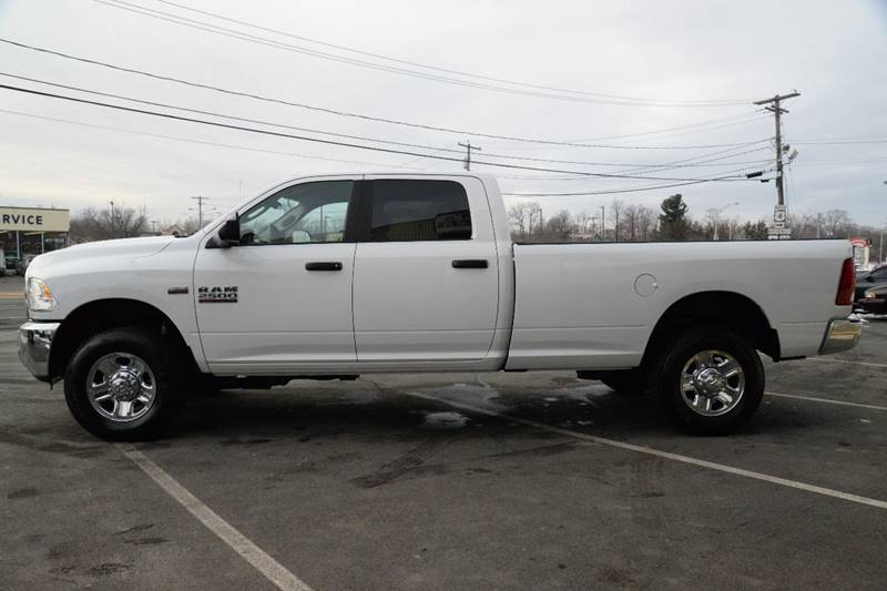 2016 RAM Ram Pickup 2500 4x4 SLT 4dr Crew Cab 8 ft. LB Pickup - East Greenbush NY