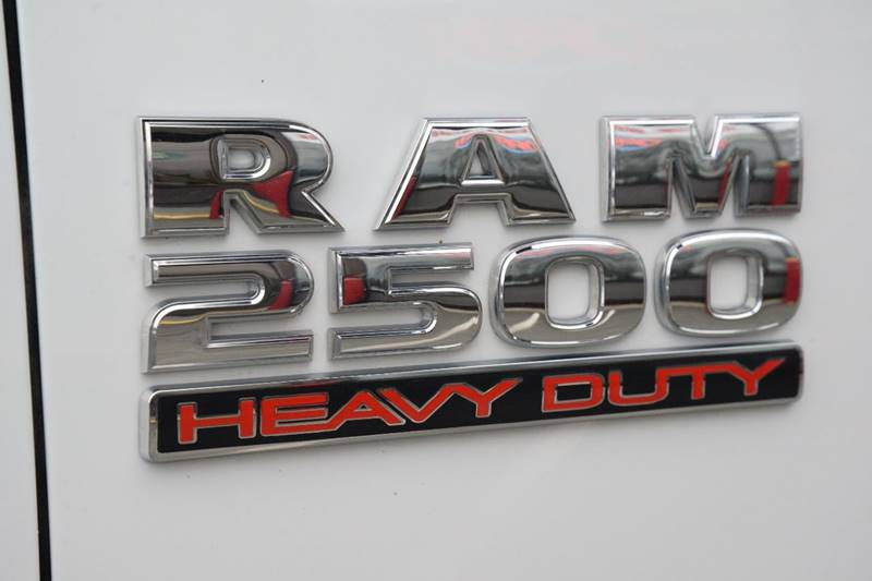 2016 RAM Ram Pickup 2500 4x4 SLT 4dr Crew Cab 8 ft. LB Pickup - East Greenbush NY