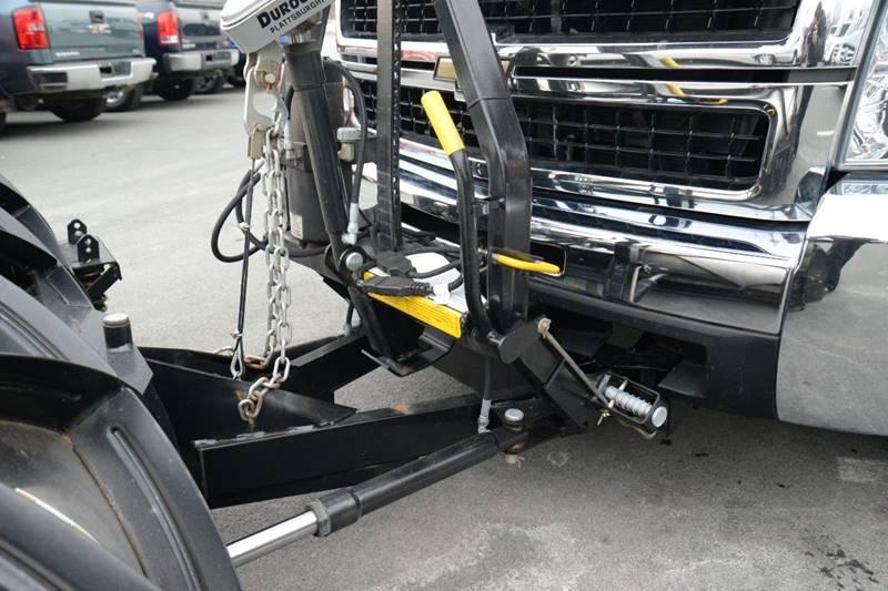 2009 Chevrolet Silverado 3500HD 4x4 Work Truck 2dr Regular Cab LB DRW - East Greenbush NY
