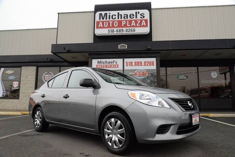 2014 Nissan Versa 1.6 S 4dr Sedan 5M - East Greenbush NY