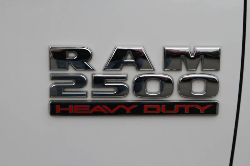 2013 RAM Ram Pickup 2500 4x4 SLT 4dr Crew Cab 6.3 ft. SB Pickup - East Greenbush NY