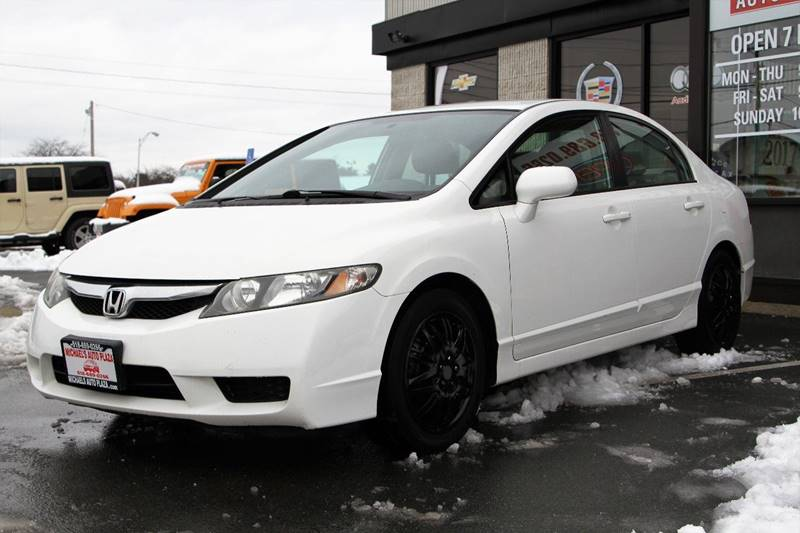 2010 Honda Civic LX-CERTIFIED!! - East Greenbush NY