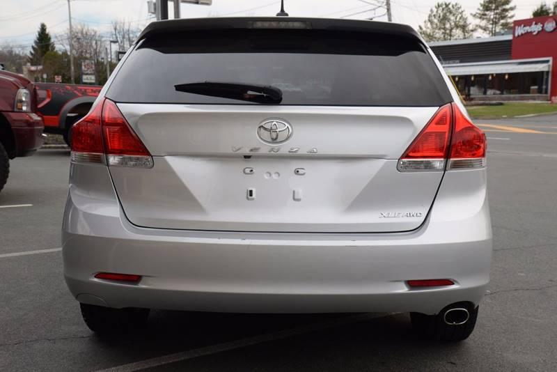 2012 Toyota Venza AWD XLE 4cyl 4dr Crossover - East Greenbush NY
