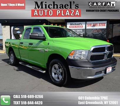 2015 RAM Ram Pickup 1500 for sale at Michaels Auto Plaza in East Greenbush NY
