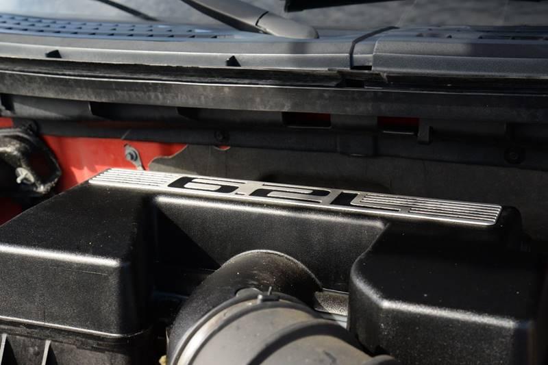 2012 Ford F-150 4x4 SVT Raptor 4dr SuperCrew Styleside 5.5 ft. SB - East Greenbush NY